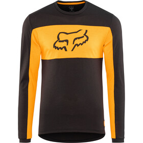 Fox Ranger Dr Foxhead LS Jersey Men black